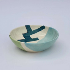 Green creature - Cereal bowl